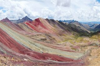 The one mountain and final destination of the trek that takes you to Rainbow Mountain, Vinicunca and leaves everybody in awe. What a view ❤🌈 ⠀⠀⠀⠀⠀⠀⠀⠀⠀ . . . . . #verybusymag #onbooooooom #ignantpicoftheday #exploreeverything #somewheremagazine #gominimalmag #archivecollectivemag #thisisveryinstant #earthpix #paperjournalmag #tinycollective #phroom #createexplore #newtopographics #freshairclub #collecmag #broadmag #lekkerzine #artofvisuals #vsco #ifyouleave #oftheafternoon #subjectivelyobjective #moodygrams #thediscoverer #odtakeovers #oldtonecollective #natgeotravel #imaginarymagnitude #landscapephotography